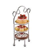 Dollhouse Filled 3-tier Dessert Stand 1.499/6 Reutter Dessert Miniature ... - $44.60