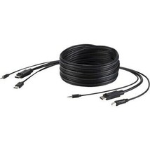 Belkin TAA DP/USB/Aud SKVM CBL, DP M/M; USB A/B - 6 ft KVM Cable for Com... - $59.18