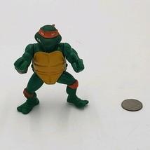 1988 Vintage vtg Michelangelo TMNT Action Figure Loose Playmates Toys - $5.28