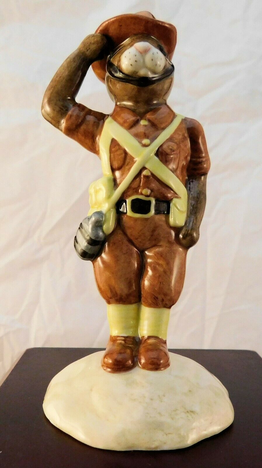 "Primary image for Royal Doulton Bunnykins Figurine - ""Digger"" DB248"