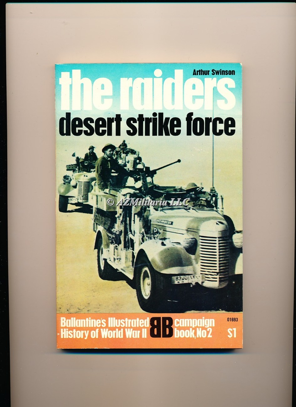 The Raiders Desert Strike Force (Campaign Book, No 2)