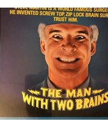 The Man With Two Brains - Laserdisc - Steve Martin - BRAND NEW - $23.15