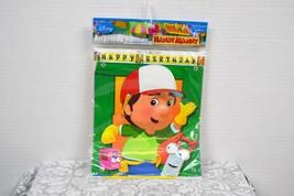 "Handy Manny Disney Birthday Banner 8'5"" Long Party Express from Hallmark - $17.05"