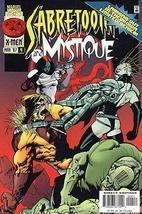 Mystique & Sabretooth, Edition# 4 [Comic] [Mar 01, 1997] Marvel - £3.14 GBP