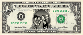 STONE ROSES - Real Dollar Bill Cash Money Collectible Memorabilia Celebr... - $7.77