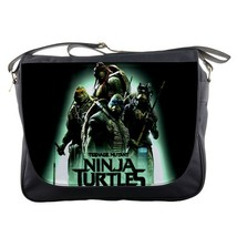 Messenger Bag The Teenage Mutant Ninja Turtles TMNT Heroes Movie Game Animation - $30.00