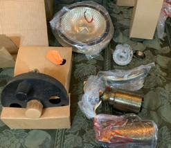 Moen Goldtone BrocadeTub & Shower Faucet New Vintage 75504 Boutique - $68.99