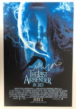 """M. Knight Shyamalan Signed Autographed """"The Last Airbender"""" Glossy 11x17... - $99.99"""