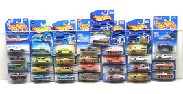 29 pc Hot Wheels Die Cast Truck Lot Blazer+El Camino+Pickup 1995-2004 Mattel NOC - $58.89