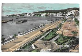 Majorca Spain Palma Mallorca Promenade Harbor Paseo Maritimo Zerkowitz Postcard - $4.99