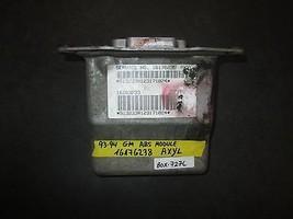 93 94 Chevy Cavalier Abs Module #16176238 Axyl - $14.80