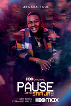 """PAUSE with Sam Jay Poster TV Series Art Print Size 11x17"""" 24x36"""" 27x40"""" ... - $10.90+"""