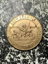 1959 U.S. New York Vermont Champlain Festival 50 Cent Token Lot#Z5471 - $6.80