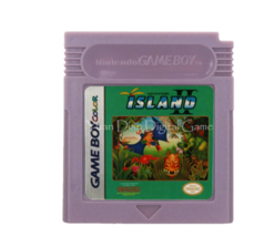 Adventure Island II Nintendo Game Boy Color GBC Cartridge - $10.99
