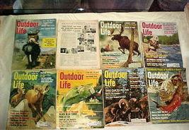 8)OUTDOOR LIFE-FEB/1959(2);DEC/1961;JUNE/1962;FEB/1963;JUNE/1963;OCT/196... - $47.99