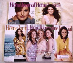 LADIES HOME JOURNAL 2011-APRIL,MAY,JULY,AUGUST,SEPTEMBER-5 ISSUES-HEALTH... - $19.99