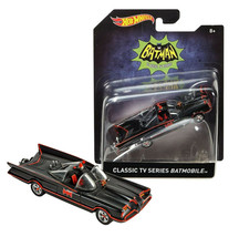 Hot Wheels Classic TV Series Batmobile 1:50 Scale New in Package - $11.88