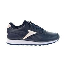 Reebok Classic Harman Run Women's Shoes Dark Blue-White FW7181 - $50.05