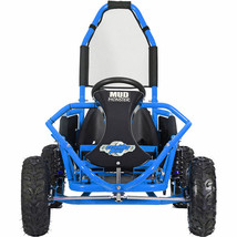 MotoTec Mud Monster 98cc 4-Stroke Kids Off the Road Go Kart Age 13+ Up to 25 MPH image 6