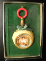 Hallmark Keepsake Christmas Ornament 1982 Babies First Christmas Rattle Boxed - $24.99