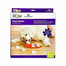 Dog Smart Interactive Toy Treat Dispenser Game Nina Ottosson Sweden Leve... - $21.29