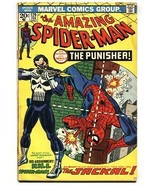 Amazing Spider-Man #129 1974 1st appearance of THE PUNISHER - $666.88