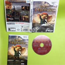 Tale of Despereaux, The - Nintendo Wii   Disc Plus - $3.00