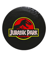 Jurassic Park Tire Cover - STANDARD- We Need Your Tire Size - $69.95