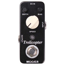 MOOER TRELICOPTER MICRO Pedal and PC-Z Jack Free Shipping - $68.00
