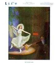 Life Magazine Prints: The Opening Night - Jan 2 1919 - $12.95+