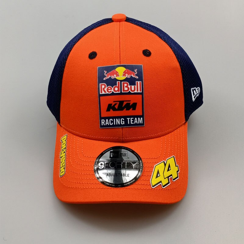 Red Bull KTM Factory Racing Cap MotoGP 44 Rider Hat Featuring Polyccio Hats For  - Hats