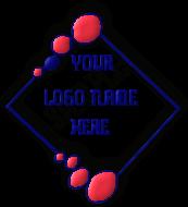 Logo website custom logo design L2a