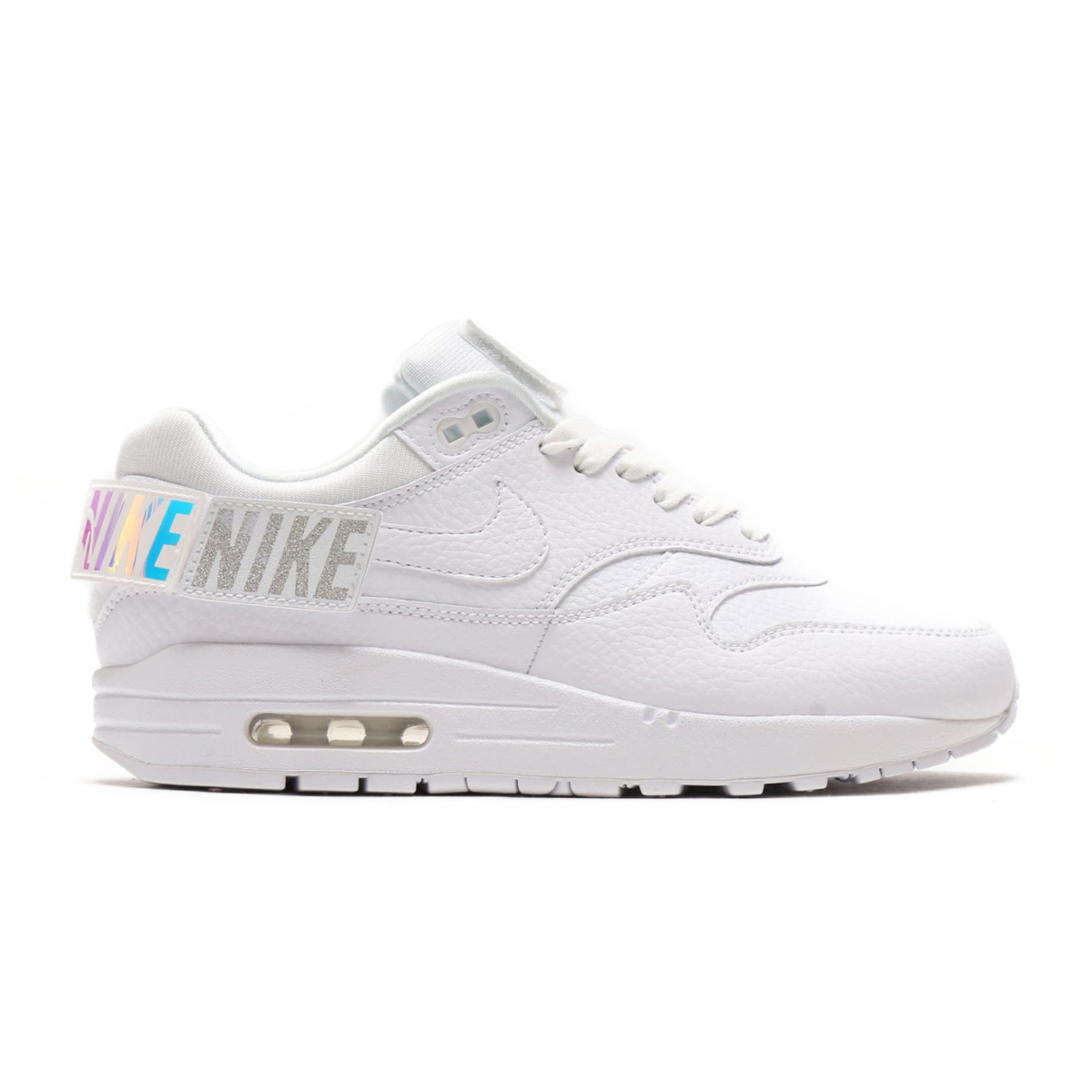 ac7f1c58a09cdd Nike Women s Air Max 1-100 (Triple White  and 50 similar items