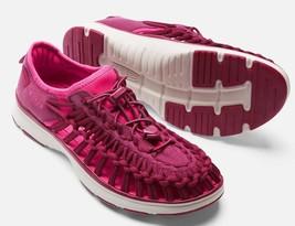 Keen Uneek o2 Size US 7 M (B) EU 37.5 Women's Sport Sandals Anemone/ Bright Rose