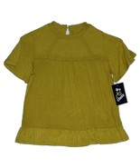 Girls' Knit Blouse - Art Class  Sage Meadow S - $7.50