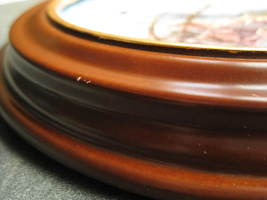 Framed Plate-Vigilant Beacon from God Bless America Series-Danbury Mint image 3