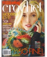 Vogue Knitting & Crochet Magazine 2012 Special Collector's Issue~SOLD OUT!  - $54.99