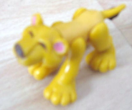 Fisher Price Little People Mother Lion HTF