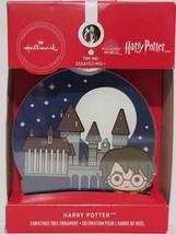 Hallmark Season Harry Potter And Hogwarts Castle Light Christmas Ornament - $14.95