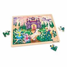 Melissa & Doug 48pc Wooden Jigsaw Puzzle - Fairy Fantasy - $11.95