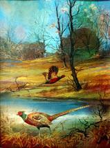 Pheasant Creekside (Dufex Foil Print #155171) - $4.99