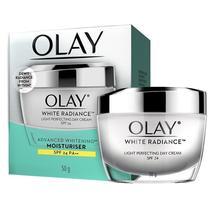 Olay White Radiance Light Perfecting Day Cream SPF 24 50 grams - $30.00