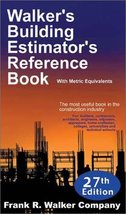 Walker's Building Estimator's Reference Book, 27th Edition Editors, Fran... - $30.27