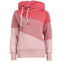 Triple Color Women's Hoody Jackets - $27.00