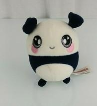 """Squishamals Stuffed Plush Black White Panda Bear Small 4"""" Toy Soft - $29.69"""