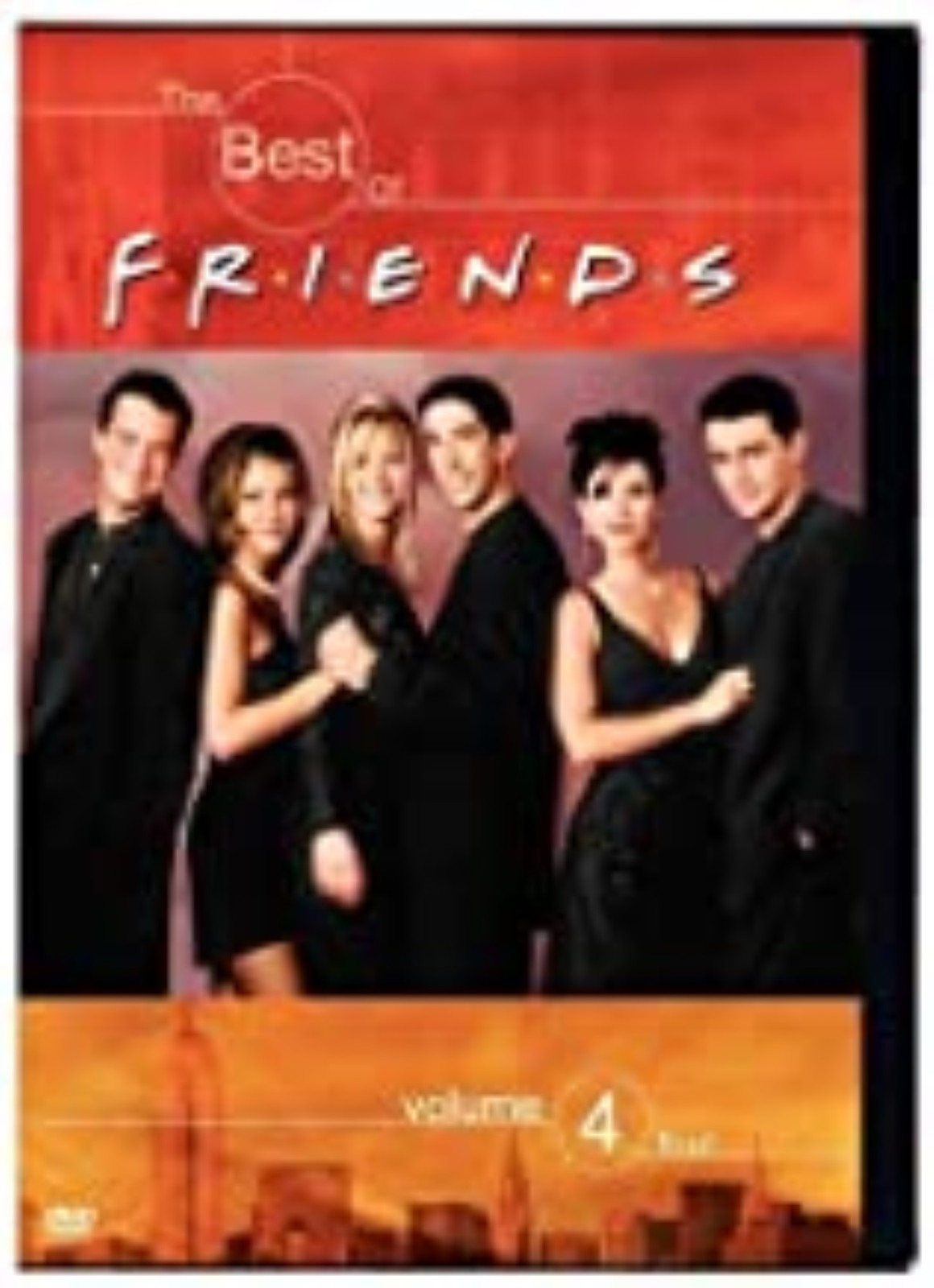 The Best of Friends : Volume Four Dvd