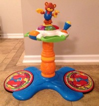 VTech Sit To Stand Dancing Tower - 6 months+, 0749, Popular Toy, Music &... - $36.00
