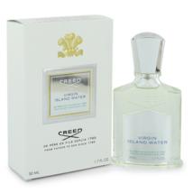 Creed Virgin Island Water Perfume 1.7 Oz Eau De Parfum Spray image 1