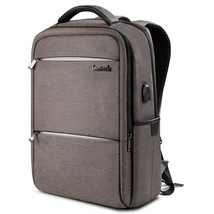 Inateck Laptop Backpack with USB Charging Port Fits Up to 15.6 Inch Lapt... - $37.39