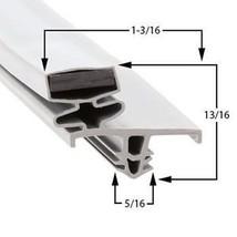 Delfield Compatible Gasket MRR1SH Part# (170-2475) - $33.81